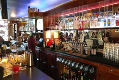 Top of Tacoma Bar & Café