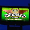 Hoot's Pub Logo