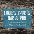 Louie's Sports Pub Logo