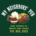My Neighbors' Pub Logo
