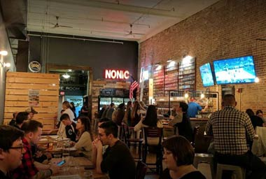 Nonic Beer Bar & Kitchen