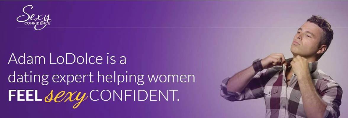 Screenshot from SexyConfidence.com