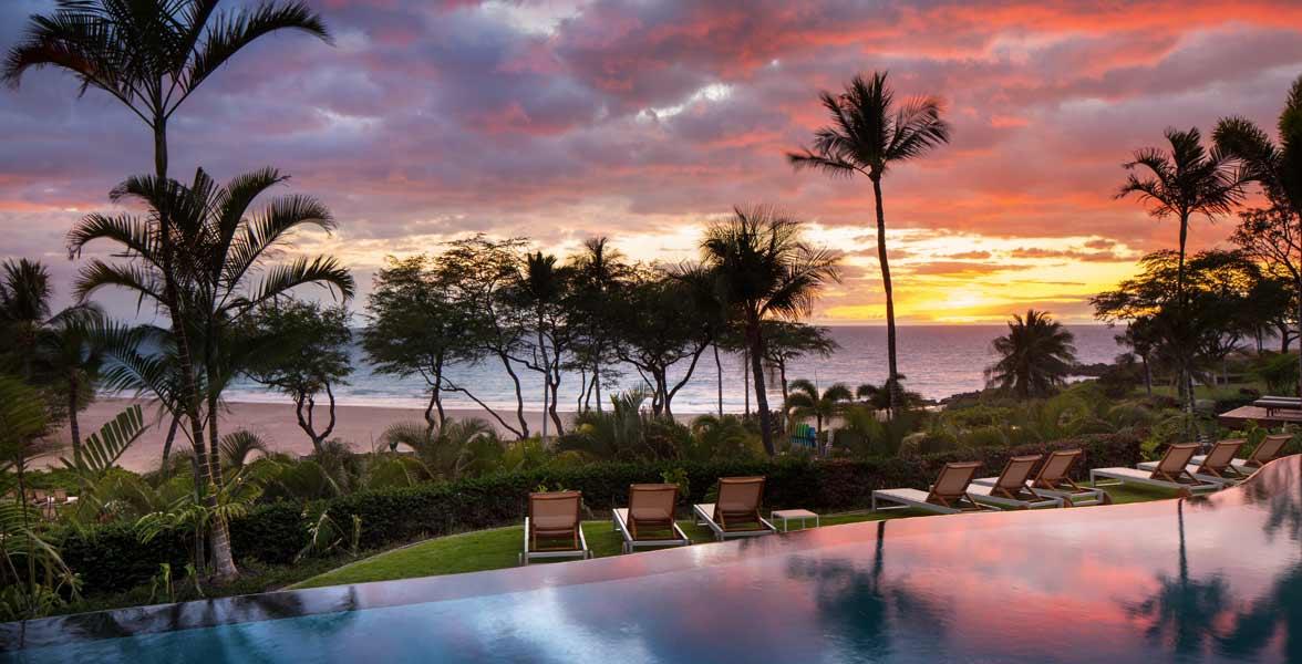 Photo of the pool at The Westin Hapuna Beach Resort