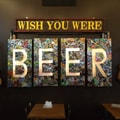 Wish You Were Beer Logo