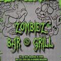 Zombiez Bar & Grill Logo