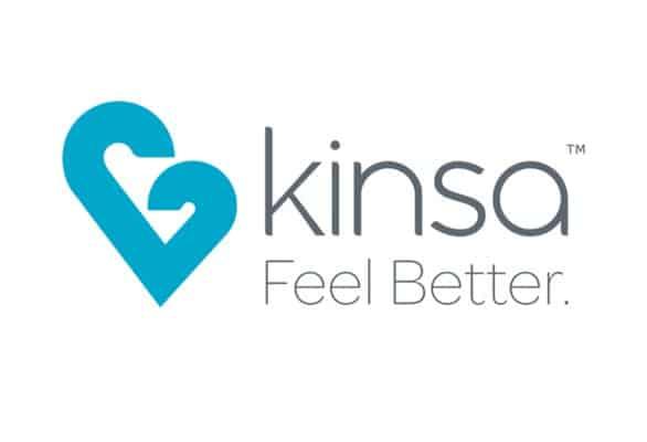 The Kinsa logo