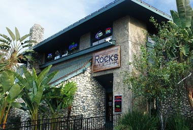 On the Rocks Bar & Grill