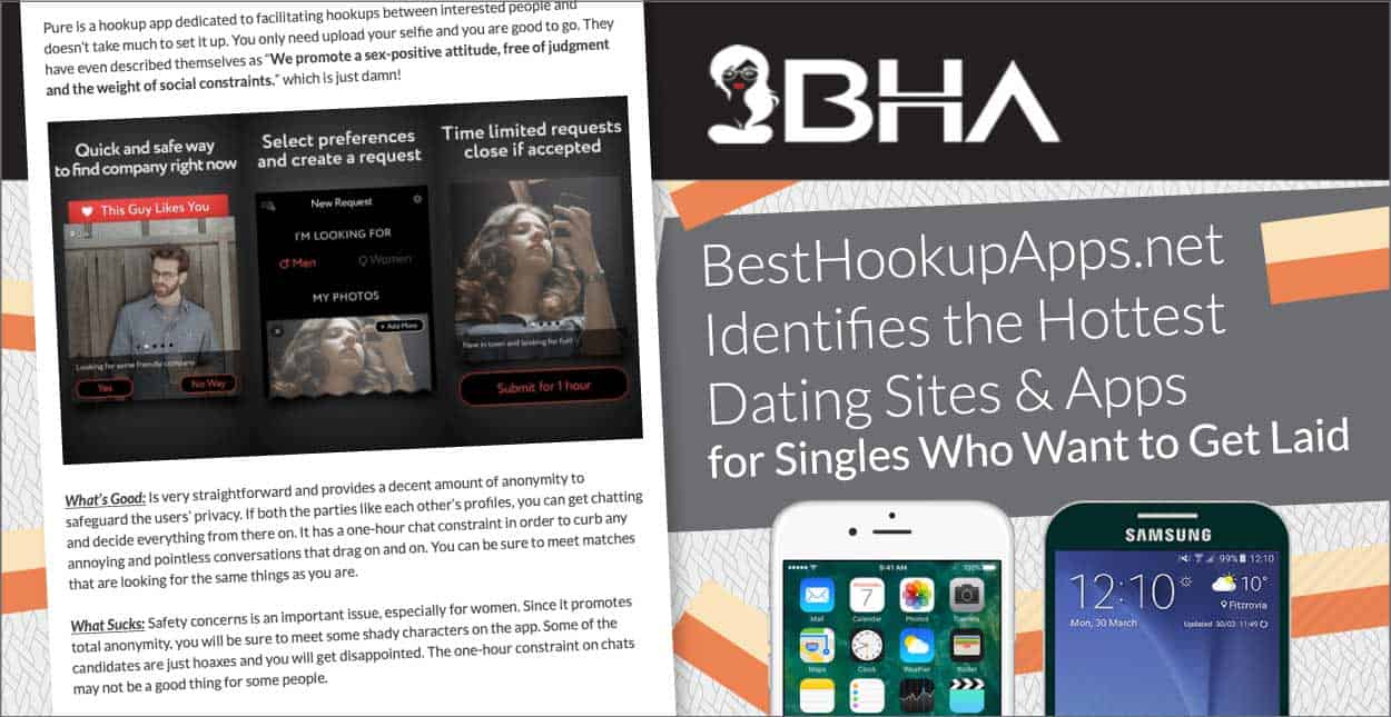 Hookup apps for 18 and under