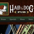 Hair of the Dog Pub Logo