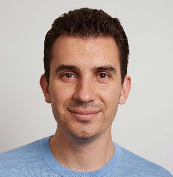 Photo of Nikolay Piriankov, Founder of Taylor & Hart
