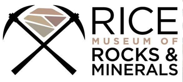 The Rice Northwest Museum of Rocks and Minerals logo