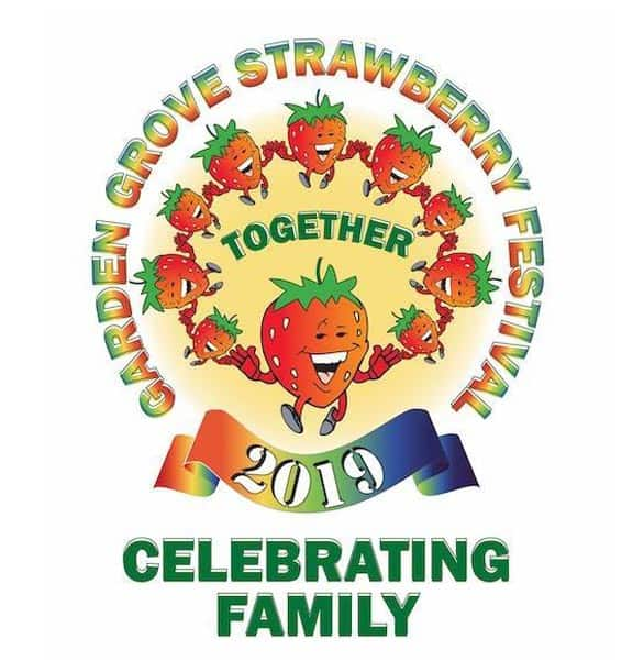 The Strawberry Festival logo