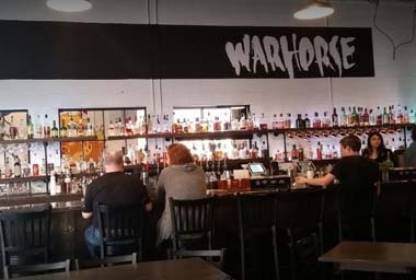 Warhorse Whiskey Bar