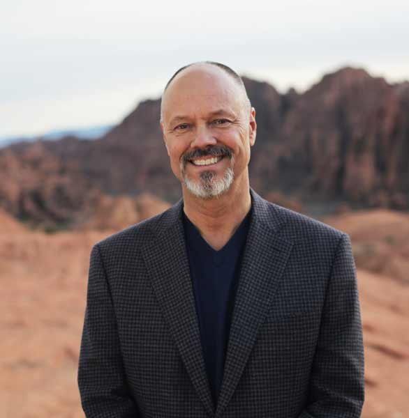 Photo of Dr. Brad Nelson