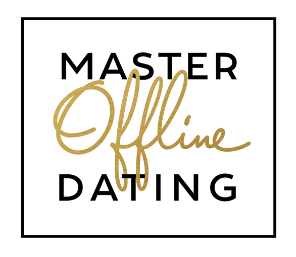 The Master Offline Dating logo