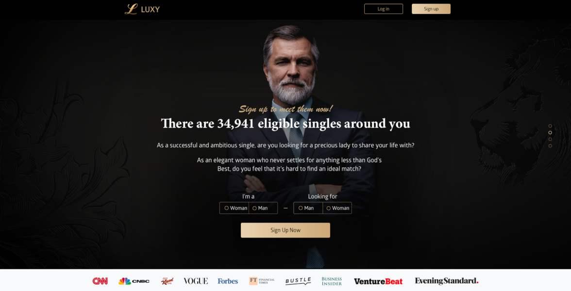 Luxy dating app recensioni incontri di supernova