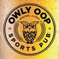 Owly Oop Sports Pub Logo