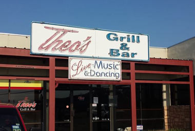 Theo's Grill & Bar