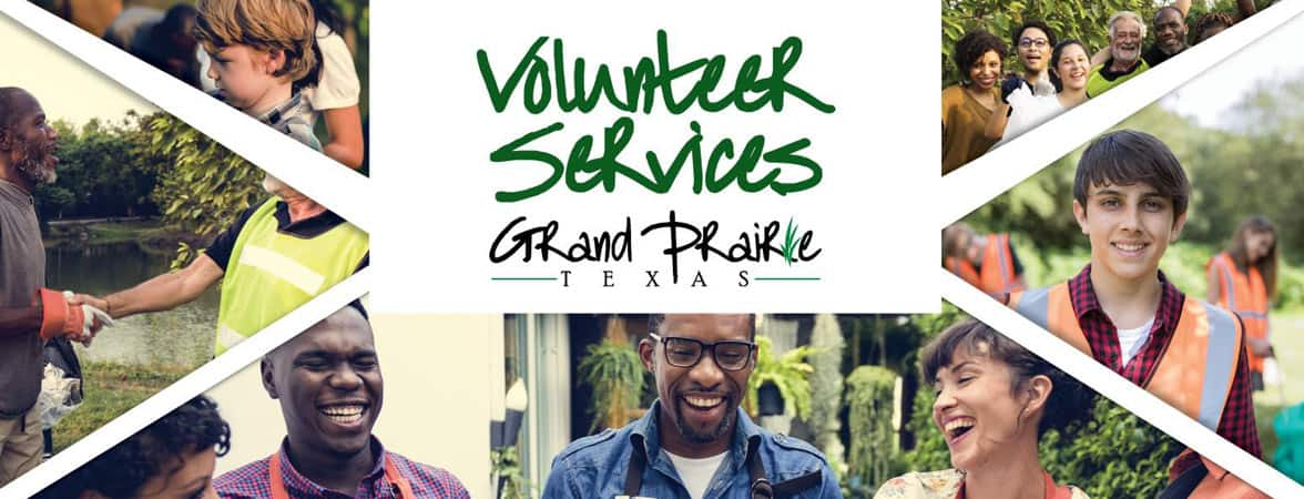 The Volunteer Services logo