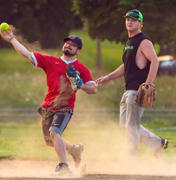 Photo of Eugene's baseball league