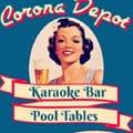 Corona Depot Bar & Grill Logo