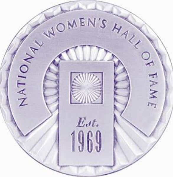 The National Women's Hall of Fame Award