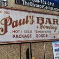 Paul's Bar & Bowling Logo
