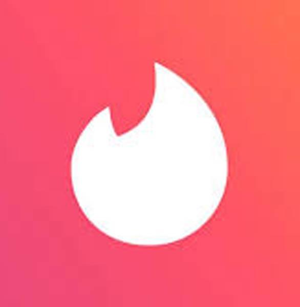 The Tinder logo