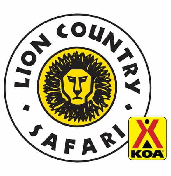 Lion Country Safari logo