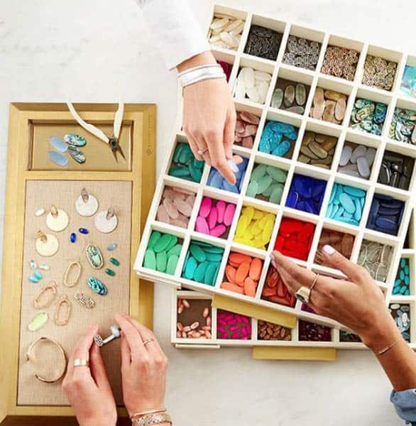 Photo of Kendra Scott's Color Bar