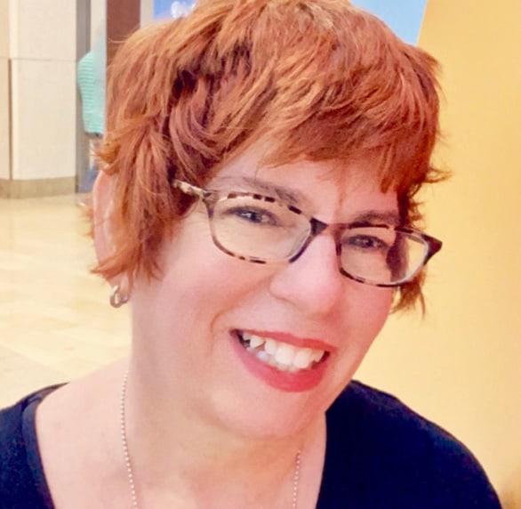 Photo of Successful Singles Membership Director Roberta Diamond