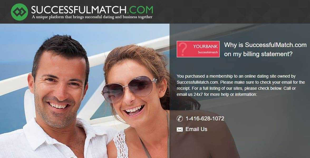 Screenshot of SuccessfulMatch