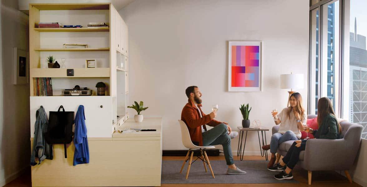 Photo of the Ori Studio Suite