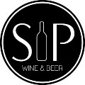 Sip Wine & Beer Logo