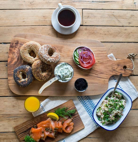 Photo of Black Seed bagels