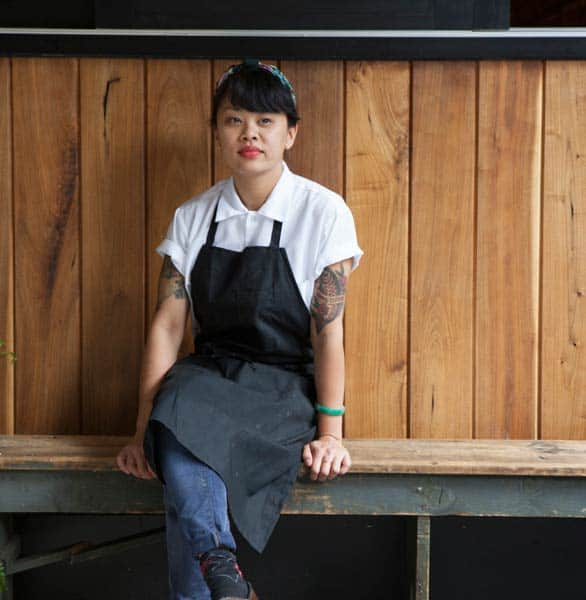 Photo of Executive Chef Dianna Daoheung