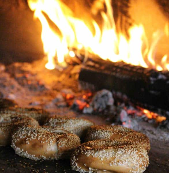 Photo of Black Seed's oven