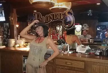 Blondie's Saloon