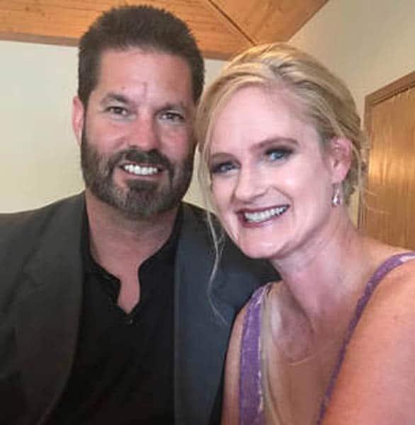 Photo of Dr. Carol Morgan and her husband