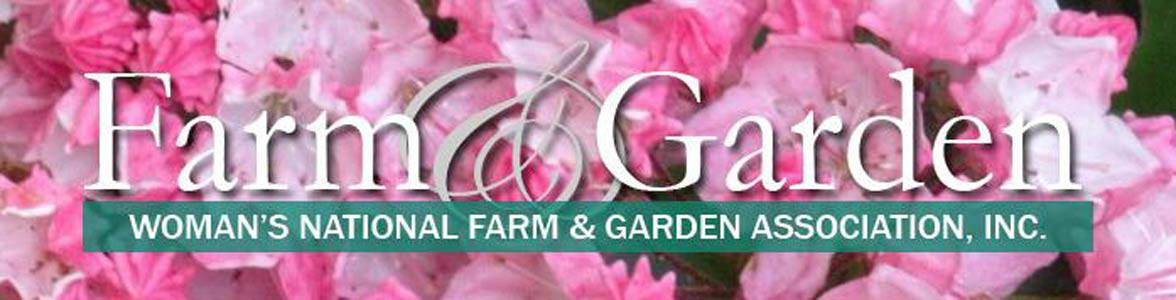 Woman's National Farm & Garden Association logo
