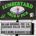 Lumberyard Grub & Pub Logo