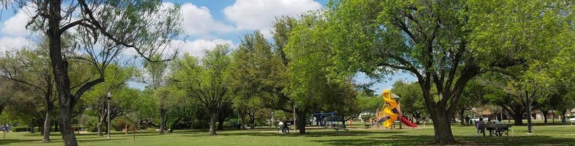 Photo of McAllen's parks