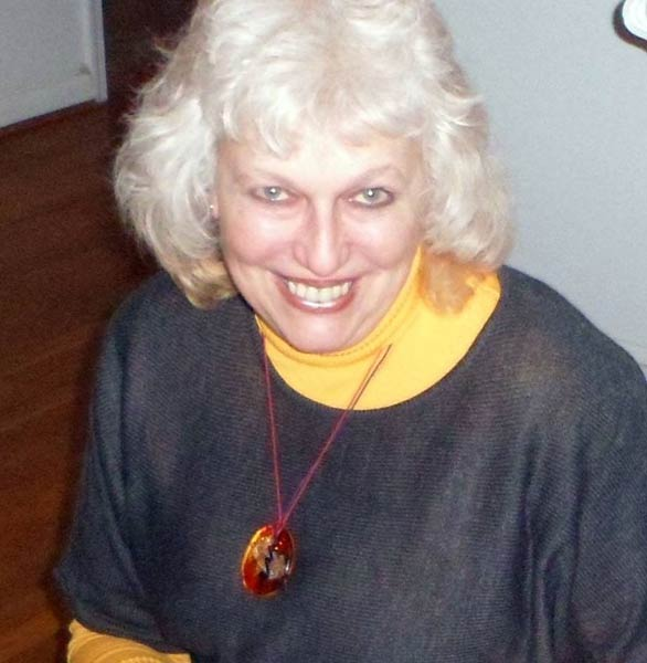 Photo of Natasha Spivack of Encounters International