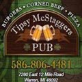 Tipsy McStaggers Logo