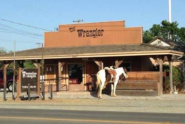 The Wrangler Bar