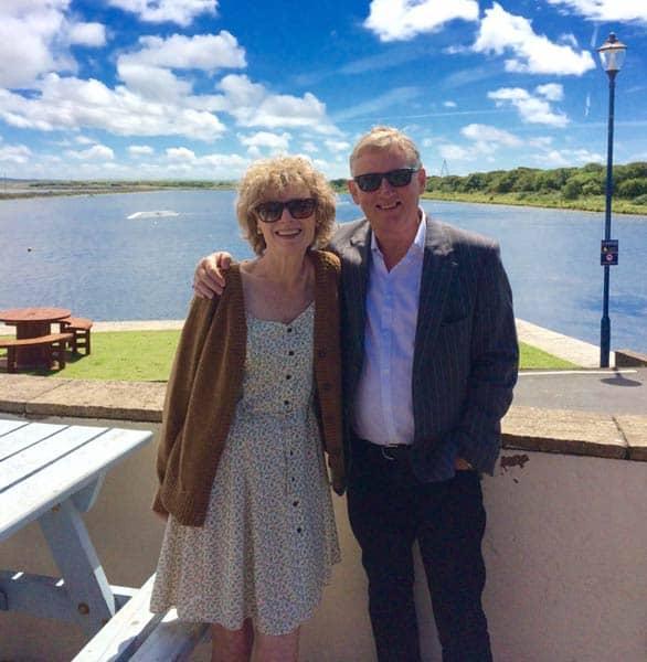 Photo of Lyndon and Linda