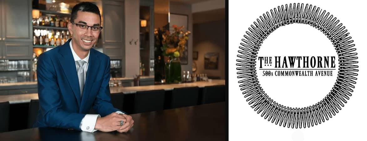 Photo of The Hawthorne Bar Manager Jared Sadoian