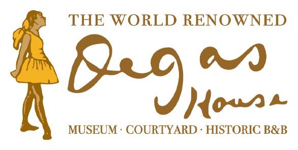 The Degas House logo