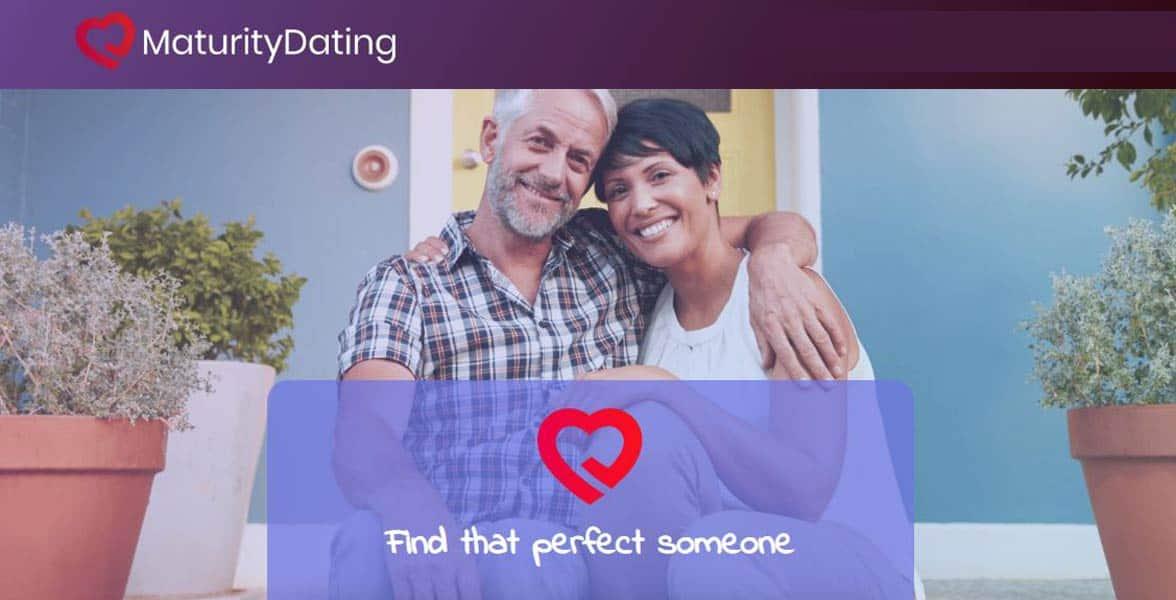 Screenshot of MaturityDating