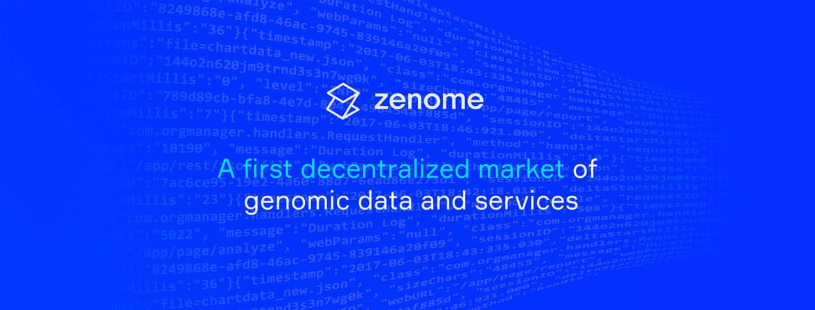 Zenome banner